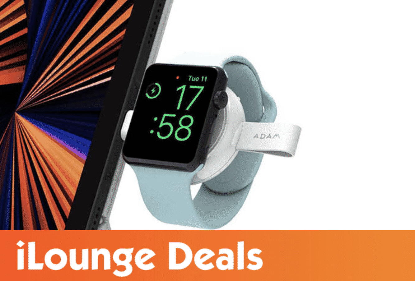 OMNIA A1 Apple Watch Magnetic Wireless Charger