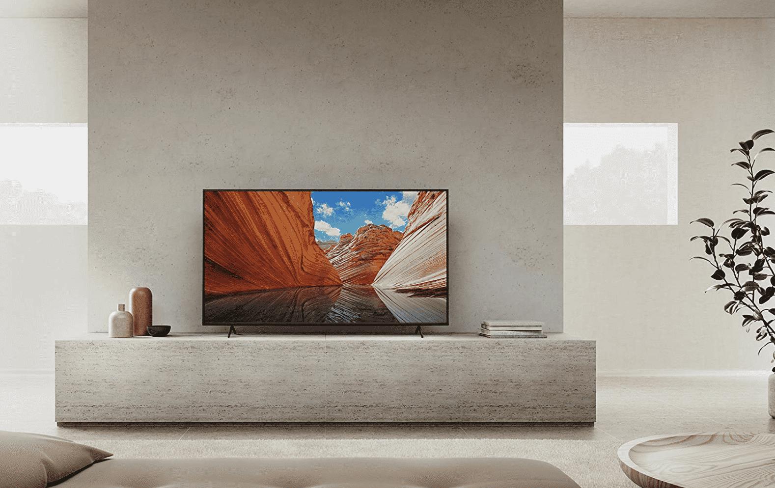 Sony's 75 inch 4K Google TV