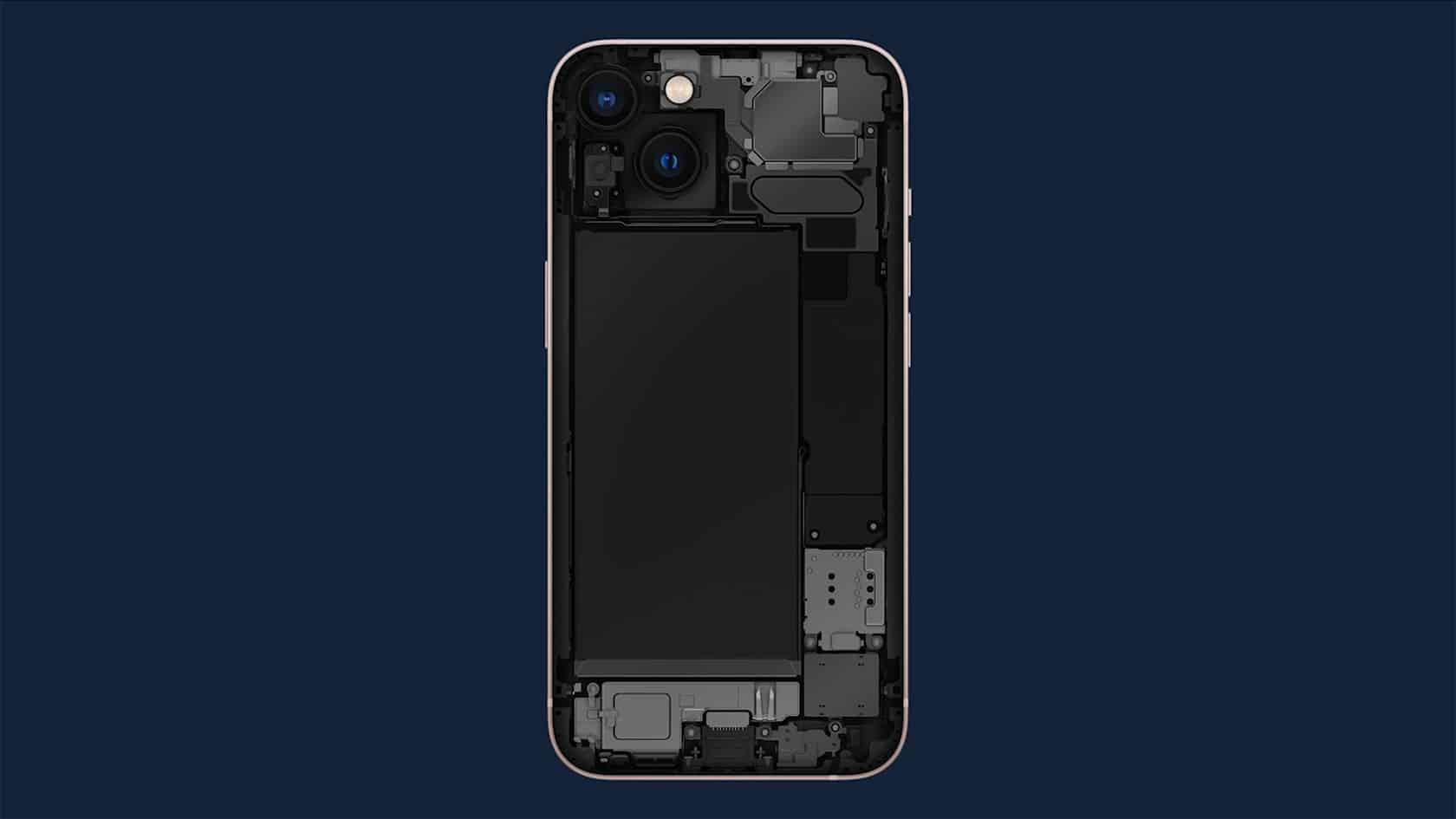 iPhone 13: Longer battery life!