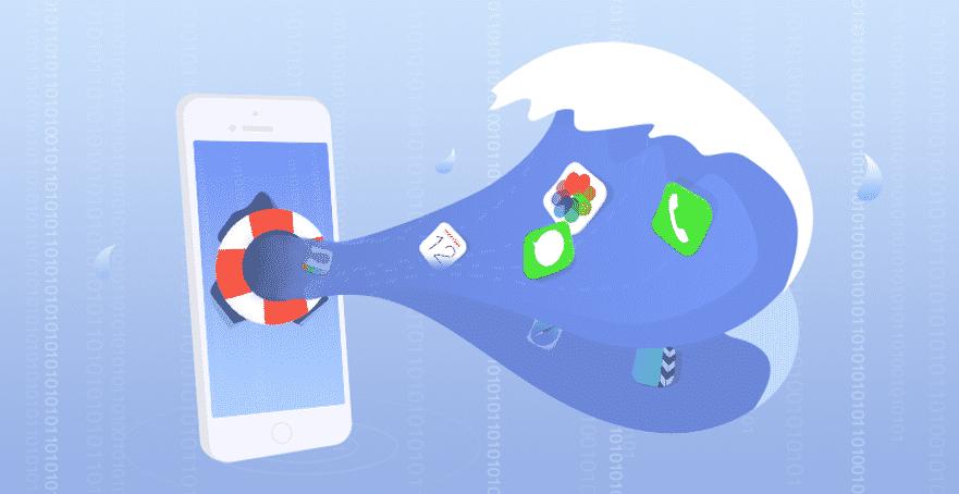data loss reasons in iphone 13