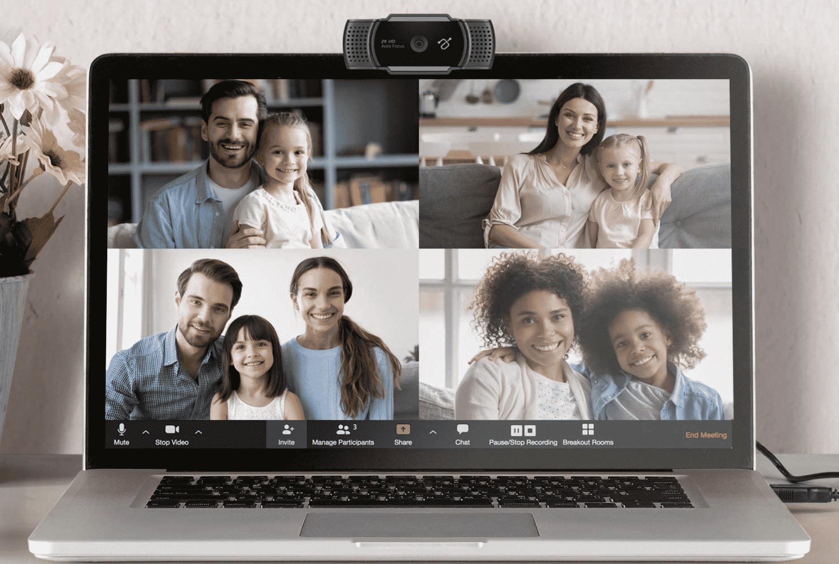 1080p Video Webcam