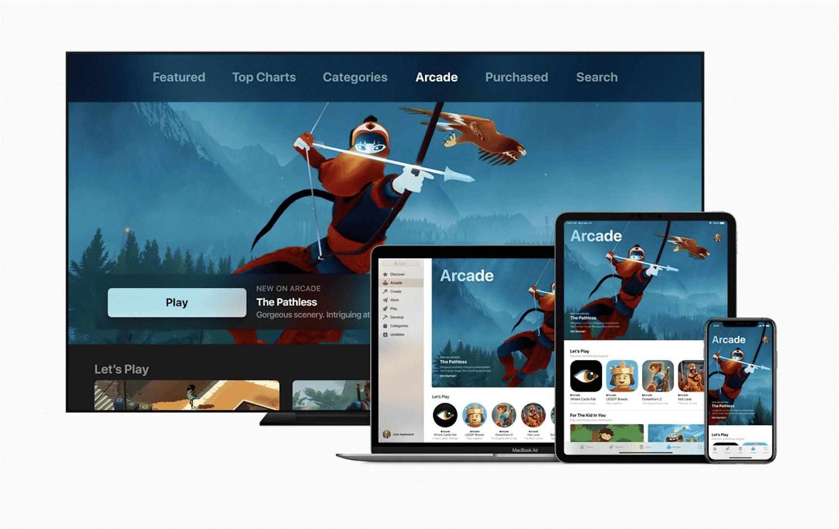 Apple's Gaming