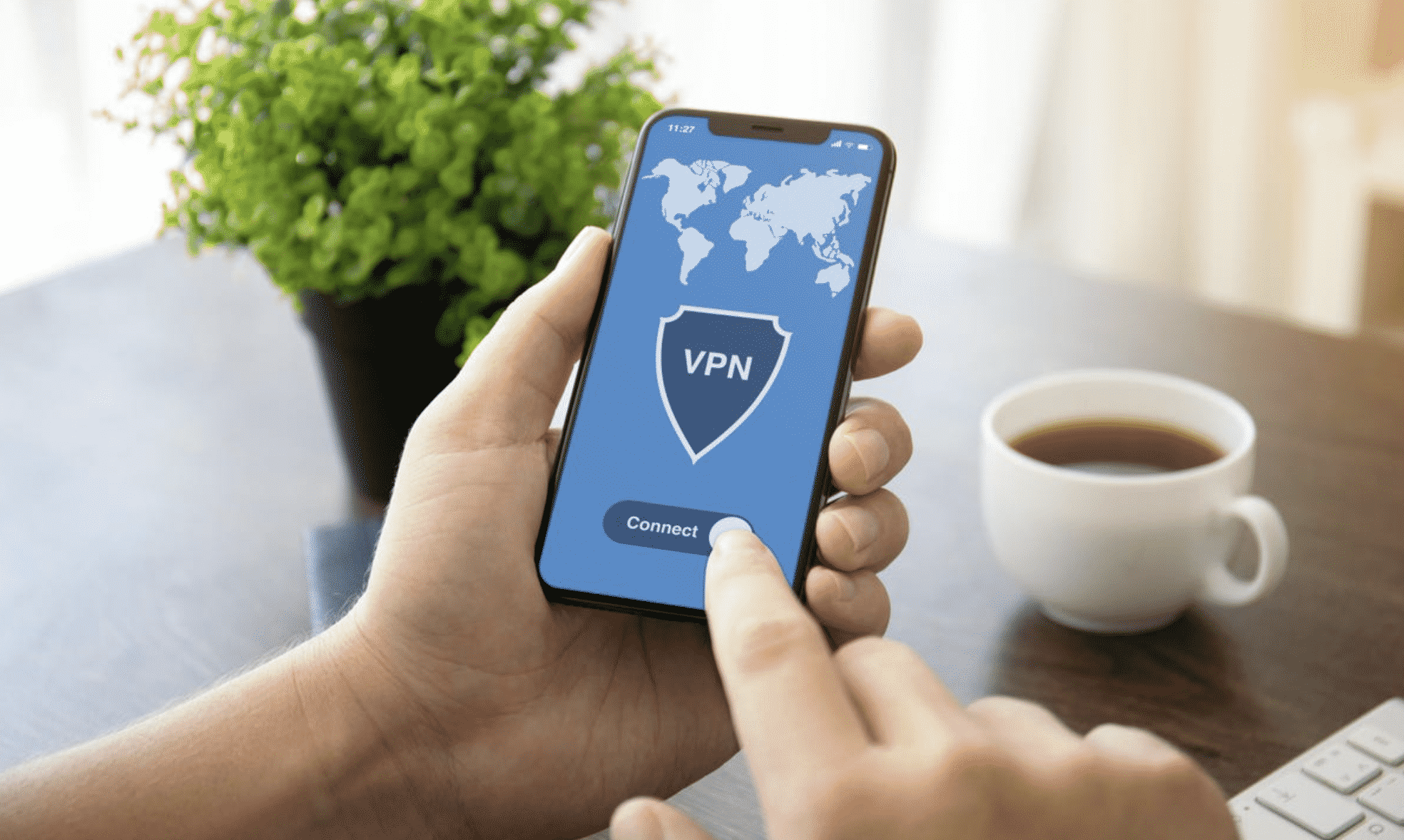 Get Know Why You Should Use An iPhone VPN.