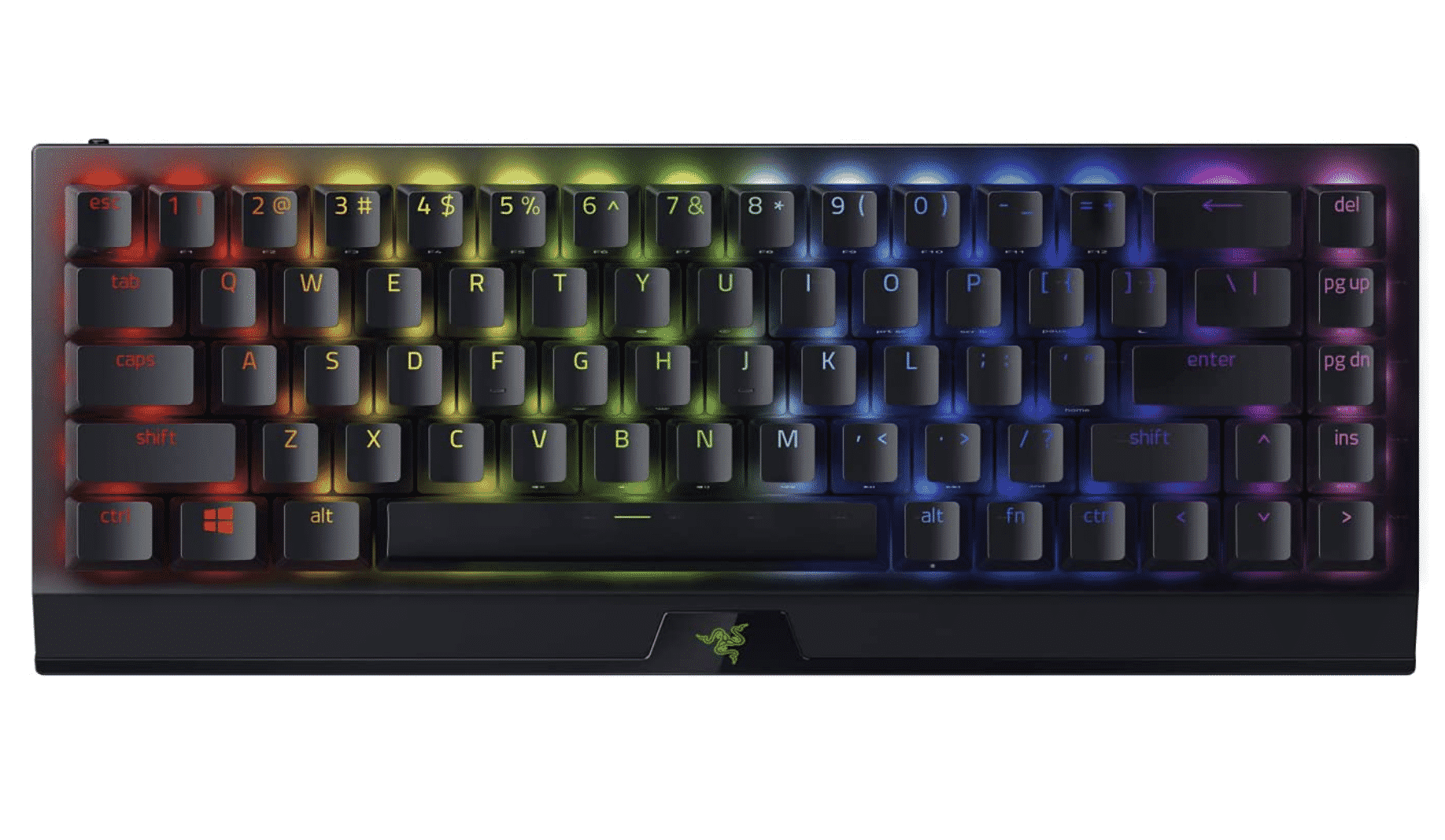 Grab Razer's Mini Mechanical Gaming Wireless Keyboard