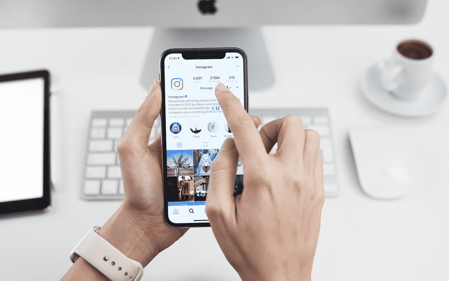 How to find the best influencers for Instagram marketing?