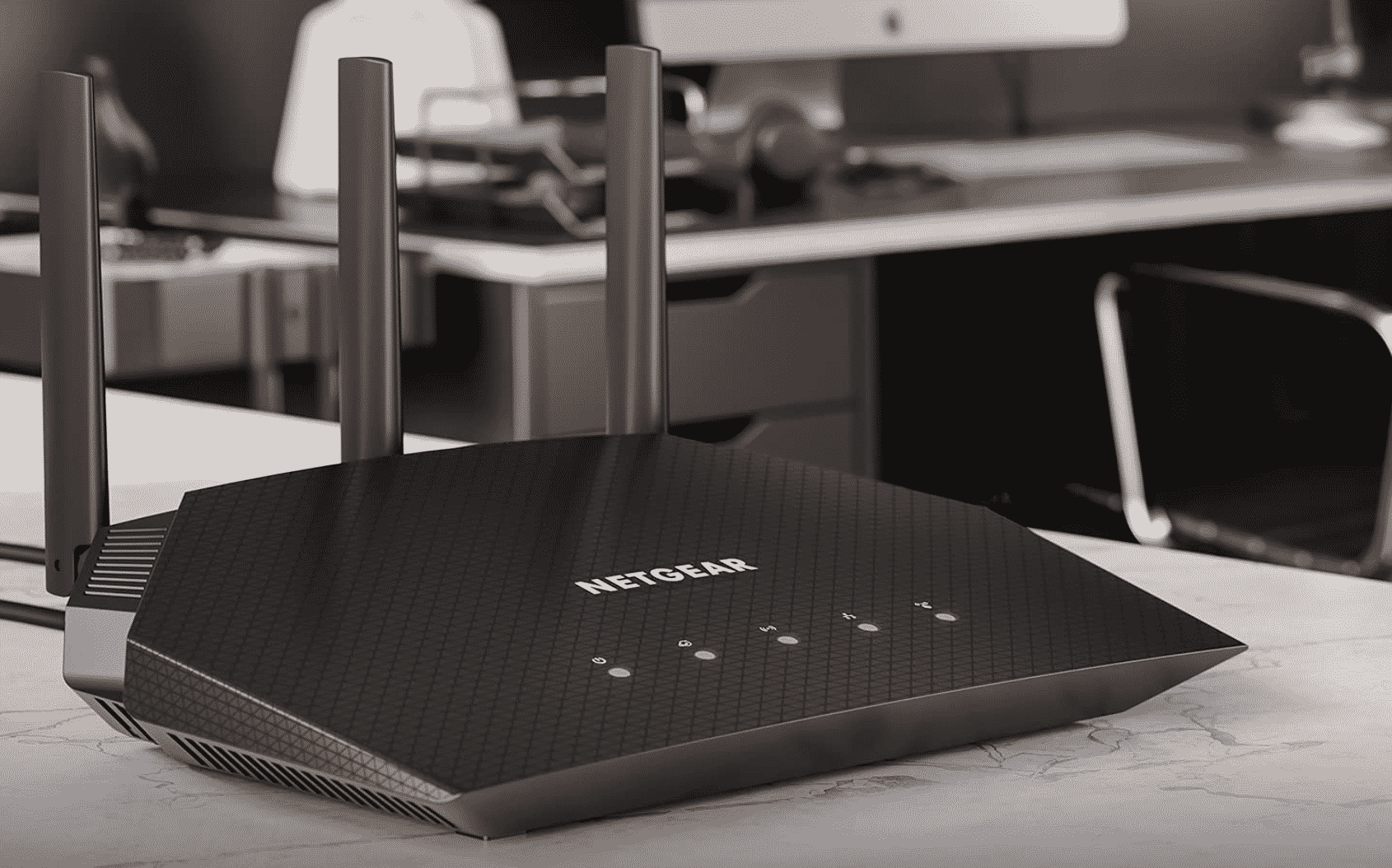 NETGEAR 4-Stream WiFi 6 Router